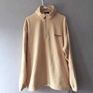 Vintage polo sport fleece pullover sweatshirt